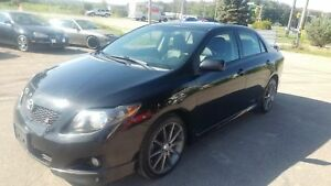 2010 Toyota Corolla S  LEATHER  !!CERTIFIED!!  !!FINANCING!!