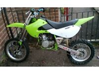 2008 kx 65 clean bike good condition