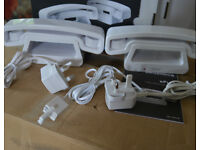 Swissvoice Cordless Phones ePure DECT Duo Pack - White