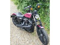 Harley Davidson XL883N IRON 2009