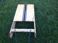 Vintage sledge