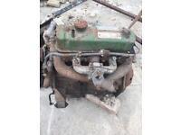 Wolesley Engine & Gear Box