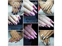 Job:Nail models wanted 11-15 September