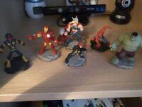 Xbox 360 marvel infinity characters