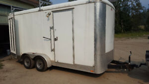 Utility Trailer 2013 Cargo Mate 18ft