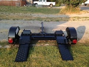 2006 Demo Kar Kaddy heavy duty tow dolly
