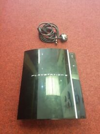 Sony Playstation 3 - FAT Version - Faulty