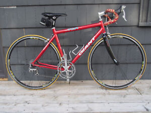 Giant Road Bike For Sale - TCR compact road