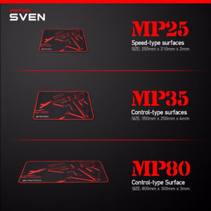 Fantech SVEN Mouse Pads *Price Lowered*