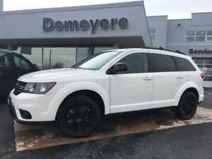 2016 Dodge Journey SXT BLACKTOP PACKAGE