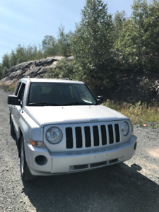 2010 Jeep Patriot 4X4 SUV, Crossover certified + warranty