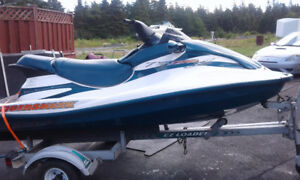 1998 Arctic Cat Tiger Shark