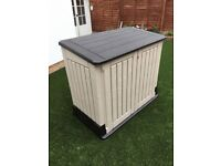 Keter Store It Out Midi Outdoor Plastic Garden Storage Shed - new
