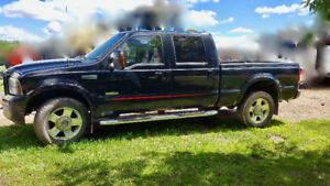 2007 Ford F-350 Lariat Outlaw Pickup Truck