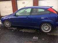 Ford Focus st170 for swap (spares or repair)