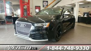 2015 Audi RS 5 AWD Quattro HEATED SEATS NAVI PREMIUM STEREO
