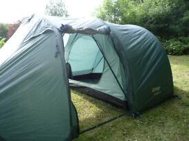 3 person tent - Vango TBS Equinox 350