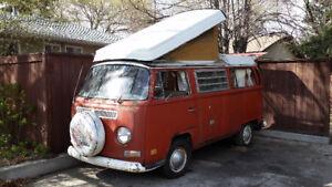 1970 Volkswagen Bus/Vanagon Minivan, Van