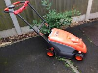 FLYMO POWER COMPACT 330 CORDED ELECTRIC ROTARY LAWNMOWER / LAWN MOWER