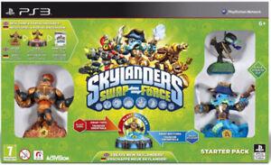 Playstation 3 Ensemble de départ pour skylanders swap force. PS3