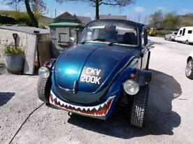 Vw Beetle Cabriolet 1.3 1972 Custom