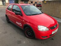 Vauxhall Corsa 1.3 CDTi 16v Active,(a/c),2006,Hatchback,3 owners,full service,hpi clear,new tyres