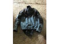 Motorcycle Jacket and Waterproof Trousers