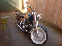 Harley Davidson FLSTF FatBoy 1340 Evo