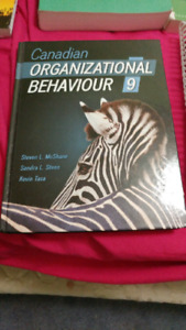 Canadian Organizational Behaviour 9th Edition