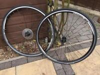 Road bike wheel set - Alexrims S480 700c