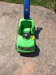 Mint condition- push car for babies and toddlers