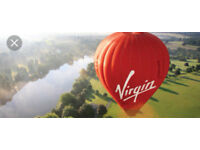 2x virgin balloons experience vouchers for 2 people
