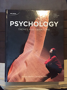 Psychology - Themes and Variations