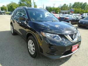 2016 Nissan Rogue **NEVER OWNED!! BRAND NEW!! LOADED!!** S AWD