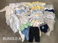 Baby Clothing Bundles