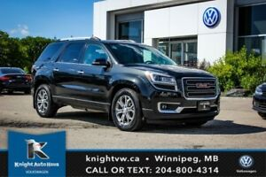 2013 GMC Acadia SLT1 AWD w/ Navigation/Leather/DVD