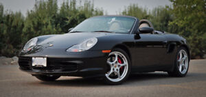 2003 Porsche Boxster S Coupe (2 door)