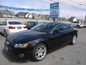 2010 Audi A5 2.0T ONE OWNER | LOW KMS | SUNROOF | ALLOYS | BL...