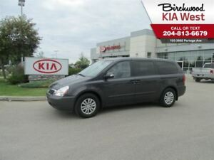 2012 Kia Sedona EX *HEATED SEATS/ BLUETOOTH/ CRUISE*