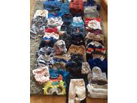 Boy bundle 6-9 months