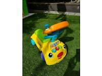 Vtech sit and discover ride on
