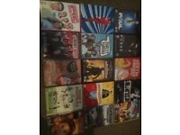 Selection of DVD's, Wii Games, Xbox 360 Game and PC Game