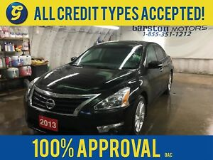2013 Nissan Altima SL*LEATHER*FRONT HEATED SEATS*POWER SUNROOF*B
