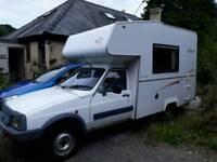 Citroen c15 campervan