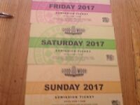 Tickets for Goodwood Revival Meeting 2017,Fri.,Sat.,and Sunday