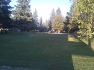 RARE Lot of Land the size of 4 lots in 1