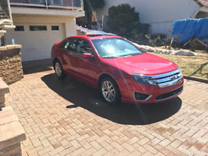 2011 Ford Fusion SEL V6 Berline
