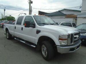 Ford Super Duty F-250 SRW 4WD Crew Cab 2009