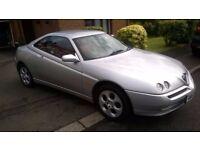 2004 Alfa Romeo GTV T.Spark Lusso (Classic Coupe) 9 Months MOT