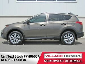 2014 Toyota Rav4 Limited AWD | Sunroof | B/U Camera |